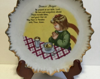Souvenir decorative plate from Booger Hollow