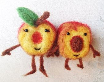 Custom Needle Felted Cake Toppers