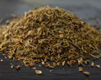 Greek Oregano. Free sample with every order.