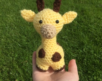 MADE TO ORDER handmade crochet amigurumi art toy stuffed animal toy plushie