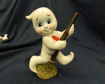 Boo Baby on a broom