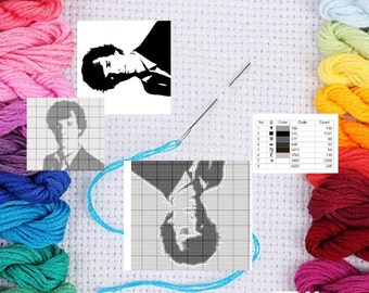 Cross Stitch KITS for your photo
