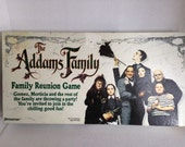 Vintage Addams Family Reunion Game