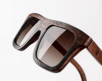 Elyapımı Ahşap Güneşgözlüğü // NAUKAN - Handmade Wooden Sunglasses // NAUKAN
