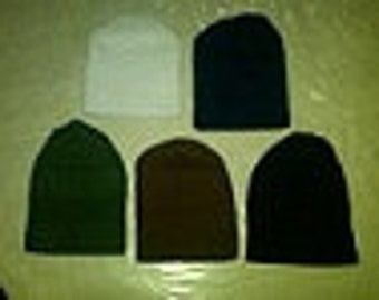 A. Sample package, cotton knitted kufis