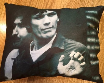 Richard Ramirez Pillow