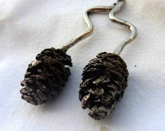 Pine Corns Earrings
