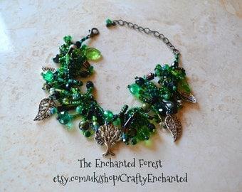 The Enchanted Forest Bracelet