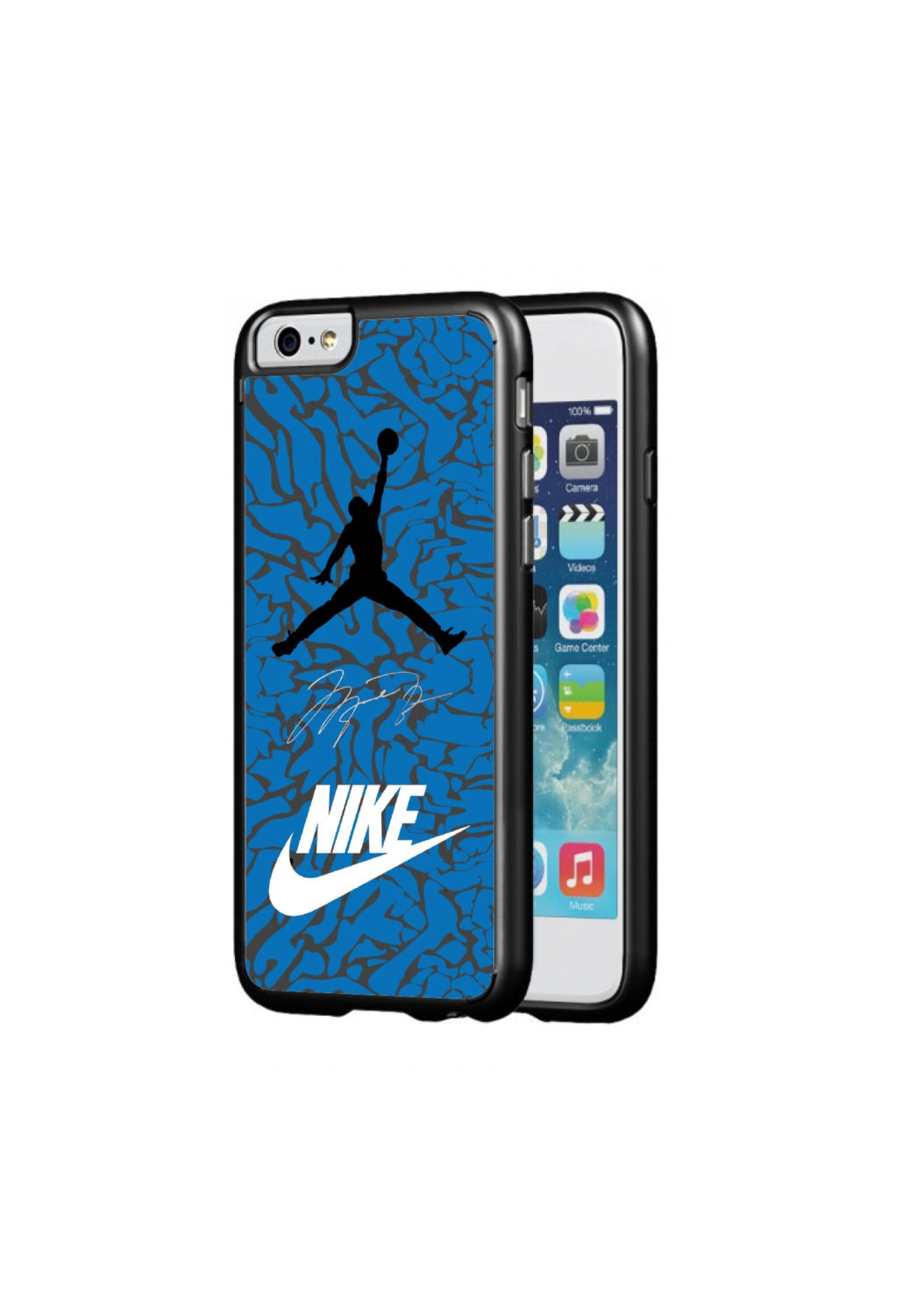 nike iphone 5s case nike blue air protective phone for iphone 5 5s 15768