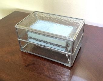 The Cade, contemporary glass box