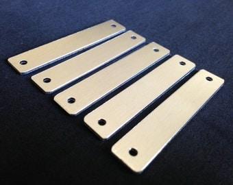 18 Gauge - Aluminum ID Tag Stamping Blanks, Aluminum Blanks, Stamping Blanks Co.