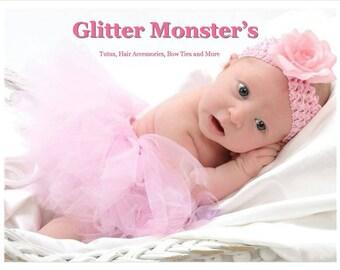 Babies First Tutu, Birthday Tutu, Newborn Tutu, Infant Tutu, Baby Tutu, Toddler Tutu, 1st Birthday Tutu, Princess Tutu, Ballet Dancer Tutu