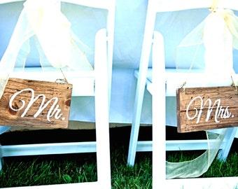 Mr & Mrs Signs
