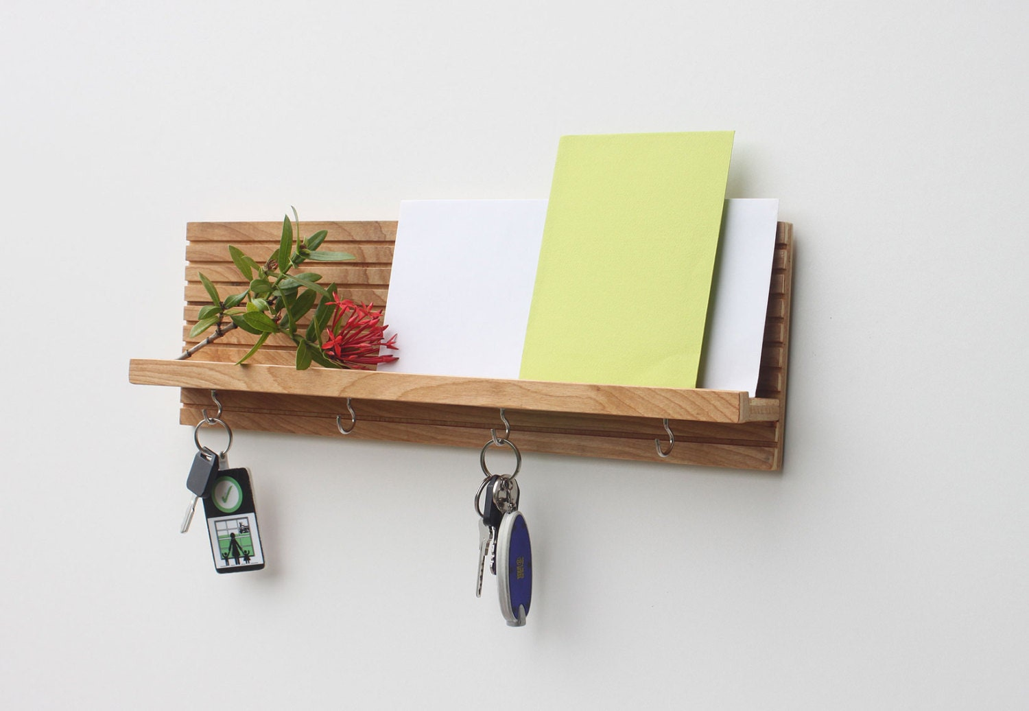 Key holder for wall Hooks for the wall