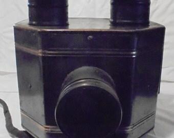 Antique Radioptican Projector