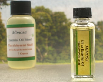 Mimosa Essential Oil Wiccan Craft Pagan Altar Ritual Holy Spell