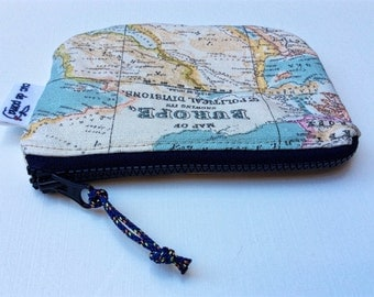 PURSE WORLD MAP