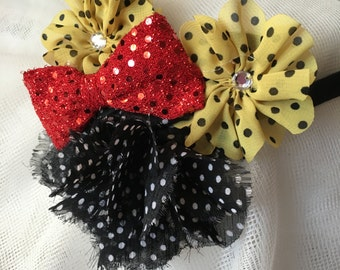 Classic Minnie Mouse Headband