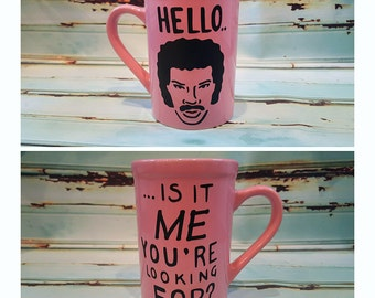 Hello Is It Me You're Looking For Coffee Mug