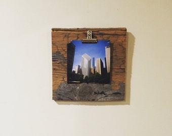 Rustic Clipboard Frame