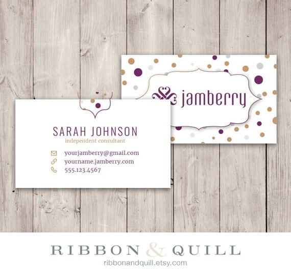 Ribbonandquill jamberry business bundle business card thank ribbonandquill jamberry business bundle business card thank you label custom pdf printable template consultant vista print vistaprint bc reheart Images