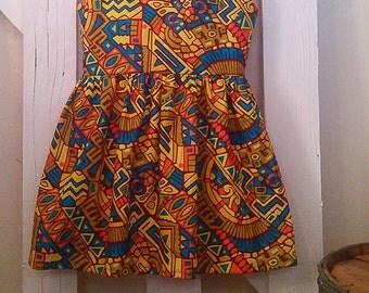 Fun color dress