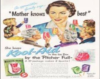 """2"""" x 3"""" Magnet Koolaid Vintage Poster Magnet"""
