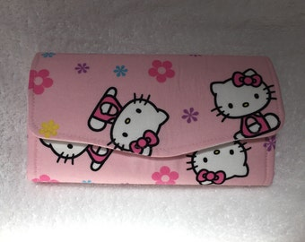 Hello Kitty Clutch Wallet
