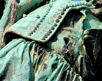 Horse Tamer Statue - Buda Castle - Castle Hill - Budapest - Hungary - Photo - Print