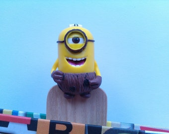 Minion bookmark / Original gift /