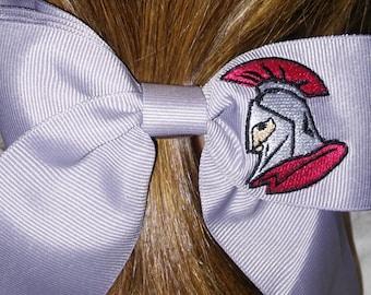 Saraland Spartans Hair Barrett
