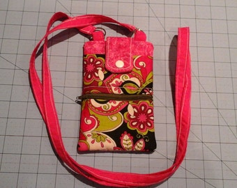 Cell phone Purse, Crossbody