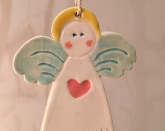 Angel Hanging Decoration - Christmas Ornament
