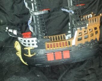 Fisher Price Imaginext Pirate Ship