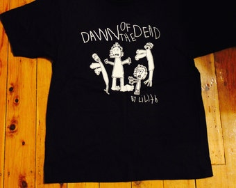 Dawn of The Dead by Lilith T-shirt