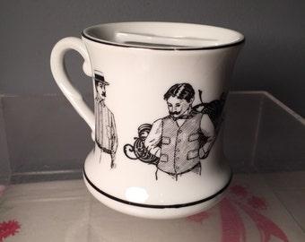 Vintage Shaving Mug