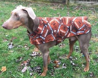 Fleece Big Dog Jacket -  Football
