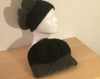 Slouchy beanie, loose beanie, loose hat, slouchy hat