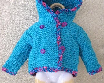 Babies Hooded Sweater