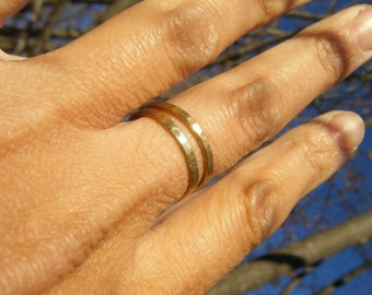 Brass rings 025