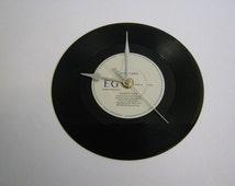 Killing Joke Record Wall Clock