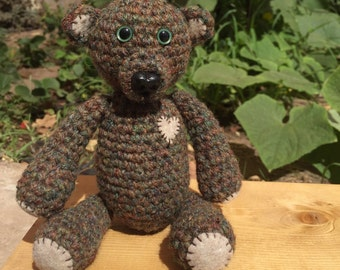 Amigurumi Teddy Bear - Heather