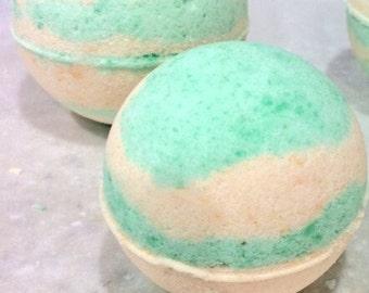 Cantaloupe Melon Bath Bomb