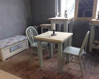 Bistro table and (optional) chairs