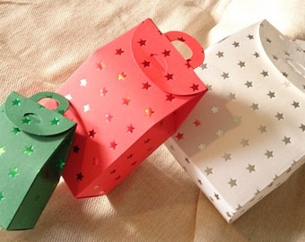 10x Gift Box/Bags Small