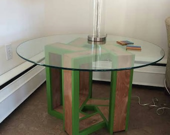 Side/Accent Table (base only, glass not included)