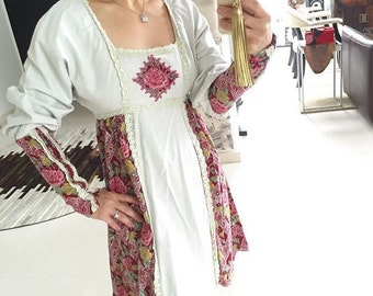 Lovely Gunne Sax juliet dress