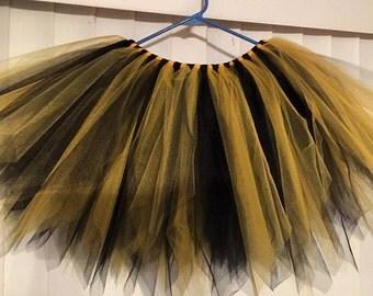 Black and Yellow, Pittsburgh Steelers Inspired Tutu
