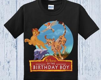 Lion Guard Brother Shirt