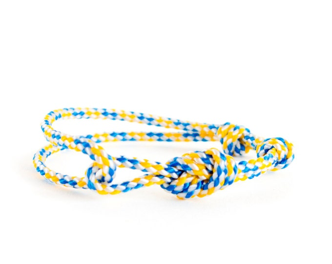 Woven Bracelet, Woven Friendship Bracelets, Infinity Bracelet Unisex